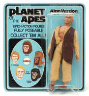 Alan Verdon Planet of the Apes