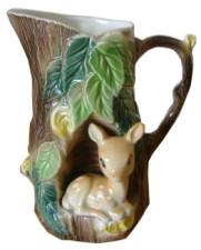 Hornsea Deer Jug