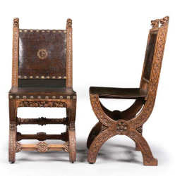 Pugin Gothic Chairs