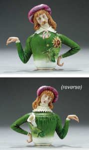 Victorian Aesthetic Teapot
