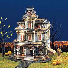 Dept 56 and Halloween