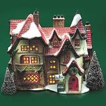 dept 56 Santas Workshop