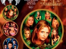 Buffy the Vampire Slayer Plates