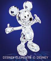 Disney in Swarovski crystal!