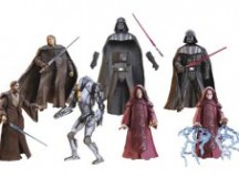 Star Wars Revenge of the Sith Collectables