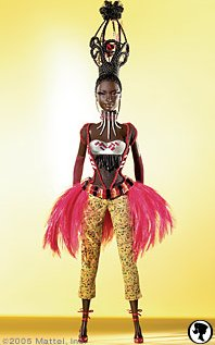Tano Completes the Treasures of Africa Barbie Series