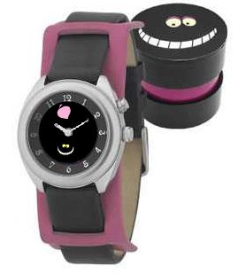 Cheshire Cat from Fossil Watches