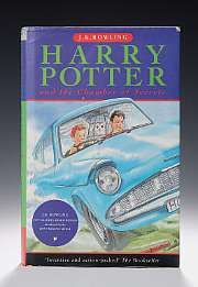 Harry Potter first edition to make £1,500 at Bonhams seven years after publication