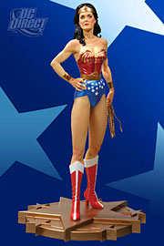 DC Direct unveils Wonder Woman Lynda Carter
