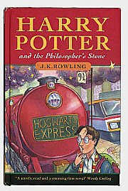 Bonhams' Magical Price for First Edition Harry Potter book
