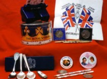 Royal Commemoratives and Royal Souvenirs on a Shoestring