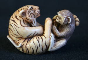 Tiger Tease from Adam Binder