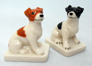 Limited Edition Wade Jack Russell Whimsies