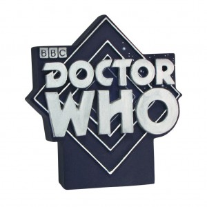 Doctor Who Collection plaque