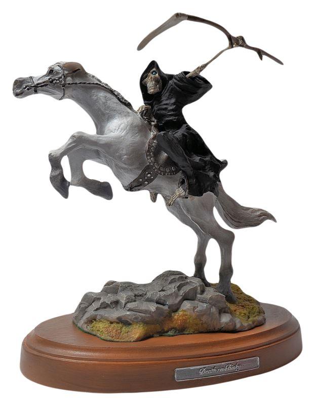 death riding binky discworld clarecraft