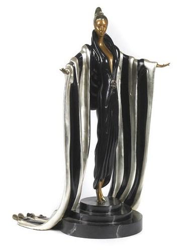 erte sculpture Monaco