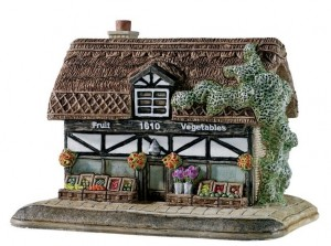 Five a Day Lilliput Lane Cottage