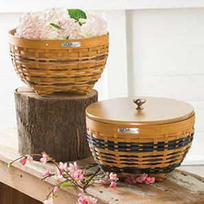 longaberger baskets 2018 member basket