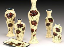 Moorcroft Design Team Rachel Bishop