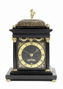Ahasuerus Fromanteel Clock