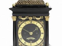 Ahasuerus Fromanteel Cupid Clock