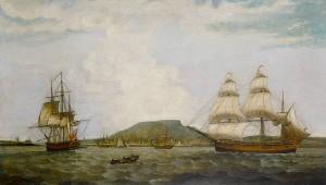 English merchantman Integrity