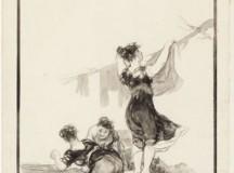 Francisco de Goya y Lucientes Drawing