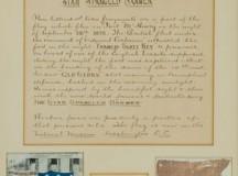 Original Star Spangled Banner Fragments