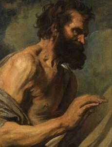 Van Dyck Bearded Man