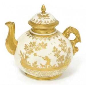 capodimonte teapot