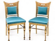 American Aesthetic Chairs from Morgan Residence