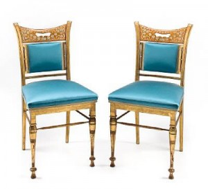 Maple Chairs Mogan Residence New York