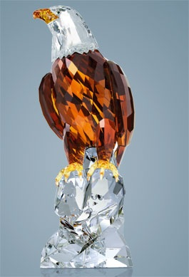 261cd12c5 Swarovski Limited Edition 2011 The Bald Eagle