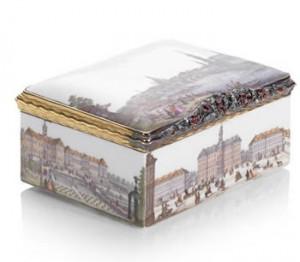World Record Snuff Box