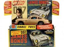 James Bond at Vectis Sale