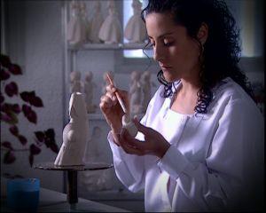 Creating NAO Porcelain