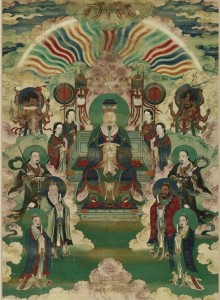 Jade-Emperor-and-the-Heavenly-Kings