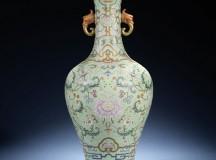 Bonhams Auctions Imperial Chinese Vase for £9 Million
