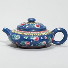 Yixing Stoneware Teapot