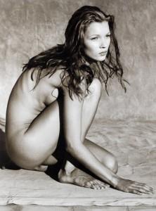 Kate Moss Photograph