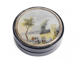 Lord Nelson snuff box