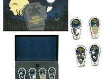 Nightmare Before Christmas Halloween Disney Pin Set