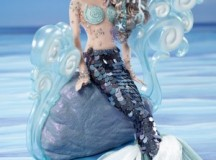 The Mermaid Barbie Doll
