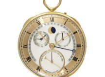 George Daniels personal collection of clocks and watches