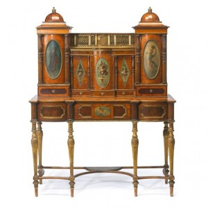 secretaire cabinet king charles