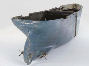 1953 titanic film prop