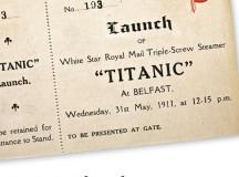 Titanic memorabilia at auction