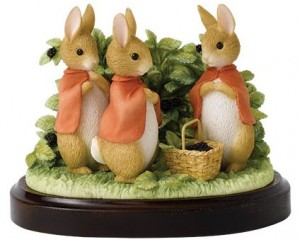 friend of peter rabbit flopsy mopsy cottontail 2014