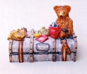 Colour Box Holiday Bear Robert