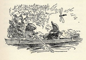 eh shepard wind in the willows